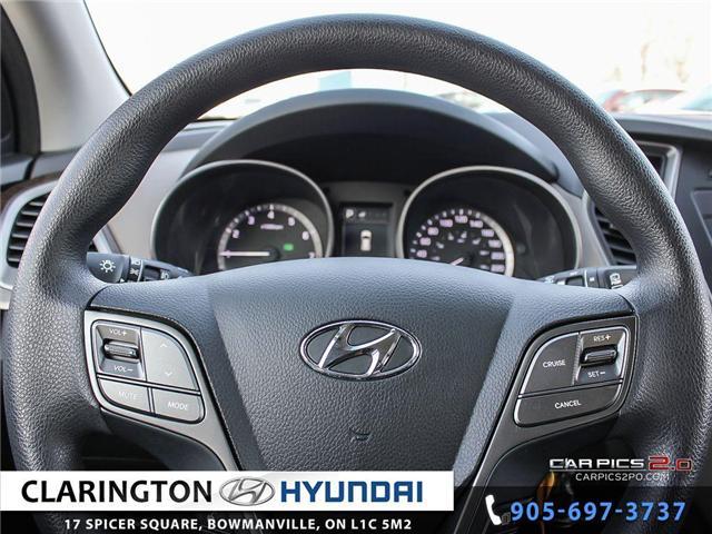 2017 Hyundai Santa Fe Sport 2.4 Base (Stk: 18890A) in Clarington - Image 6 of 27