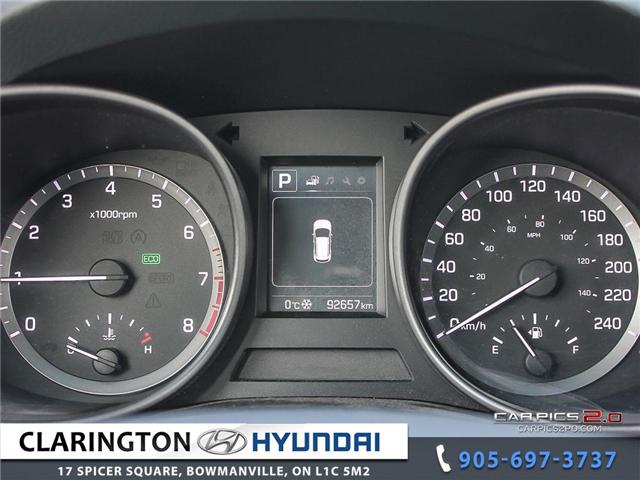 2017 Hyundai Santa Fe Sport 2.4 Base (Stk: 18890A) in Clarington - Image 7 of 27