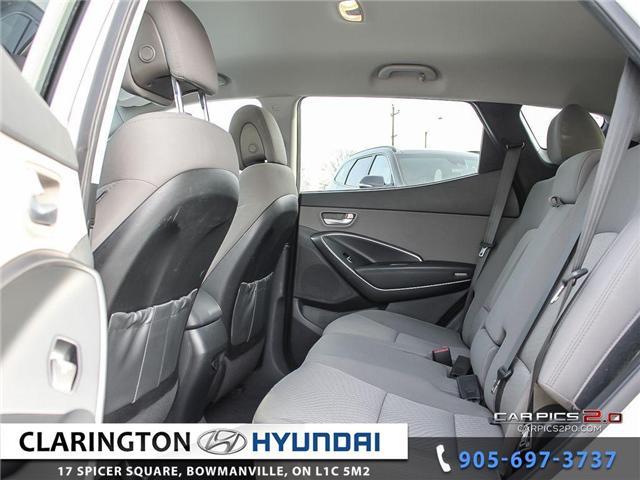 2017 Hyundai Santa Fe Sport 2.4 Base (Stk: 18890A) in Clarington - Image 19 of 27