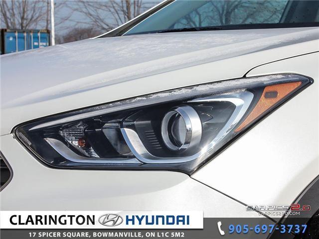 2017 Hyundai Santa Fe Sport 2.4 Base (Stk: 18890A) in Clarington - Image 24 of 27