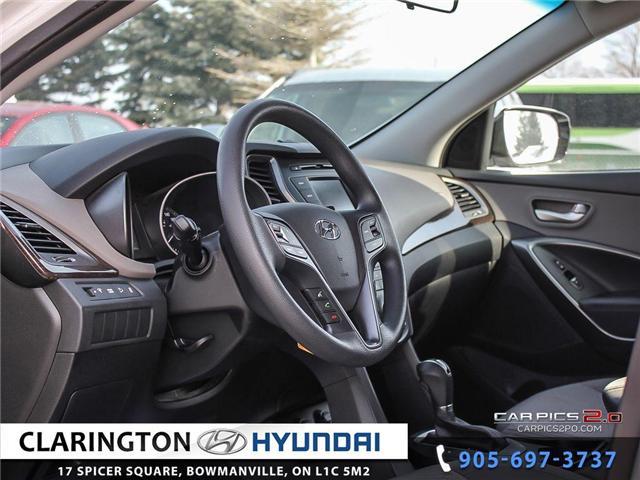 2017 Hyundai Santa Fe Sport 2.4 Base (Stk: 18890A) in Clarington - Image 27 of 27