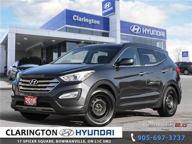 2016 Hyundai Santa Fe Sport 2.4 Premium (Stk: 18863A) in Clarington - Image 1 of 27