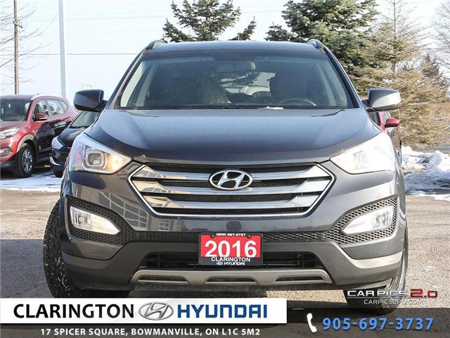 2016 Hyundai Santa Fe Sport 2.4 Premium (Stk: 18863A) in Clarington - Image 2 of 27