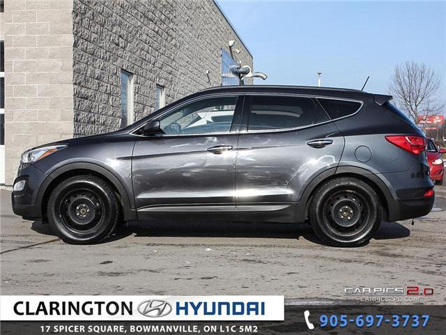 2016 Hyundai Santa Fe Sport 2.4 Premium (Stk: 18863A) in Clarington - Image 3 of 27