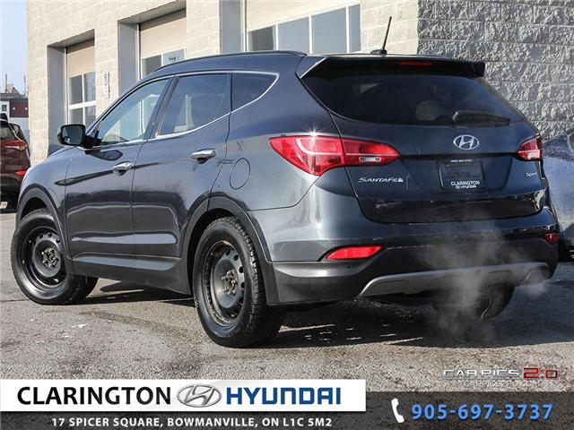 2016 Hyundai Santa Fe Sport 2.4 Premium (Stk: 18863A) in Clarington - Image 4 of 27