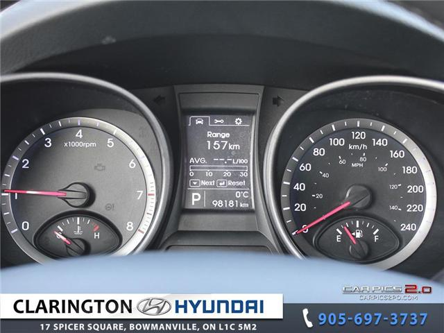 2016 Hyundai Santa Fe Sport 2.4 Premium (Stk: 18863A) in Clarington - Image 6 of 27