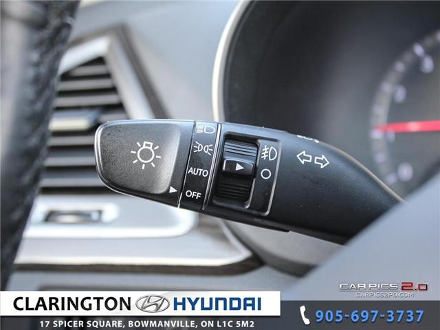 2016 Hyundai Santa Fe Sport 2.4 Premium (Stk: 18863A) in Clarington - Image 7 of 27