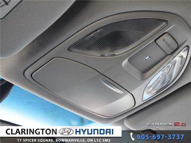2016 Hyundai Santa Fe Sport 2.4 Premium (Stk: 18863A) in Clarington - Image 16 of 27