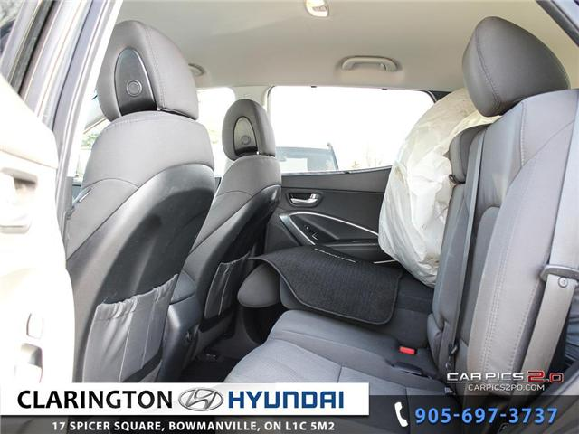 2016 Hyundai Santa Fe Sport 2.4 Premium (Stk: 18863A) in Clarington - Image 18 of 27