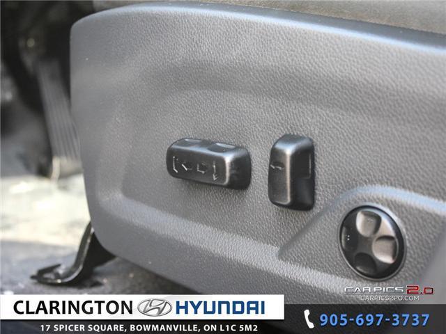 2016 Hyundai Santa Fe Sport 2.4 Premium (Stk: 18863A) in Clarington - Image 20 of 27
