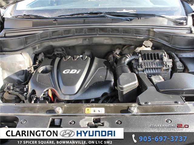 2016 Hyundai Santa Fe Sport 2.4 Premium (Stk: 18863A) in Clarington - Image 22 of 27