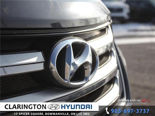 2016 Hyundai Santa Fe Sport 2.4 Premium (Stk: 18863A) in Clarington - Image 23 of 27