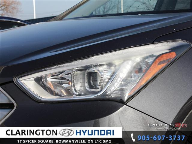 2016 Hyundai Santa Fe Sport 2.4 Premium (Stk: 18863A) in Clarington - Image 24 of 27