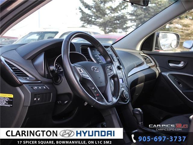 2016 Hyundai Santa Fe Sport 2.4 Premium (Stk: 18863A) in Clarington - Image 26 of 27
