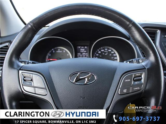 2016 Hyundai Santa Fe Sport 2.4 Premium (Stk: 18863A) in Clarington - Image 27 of 27