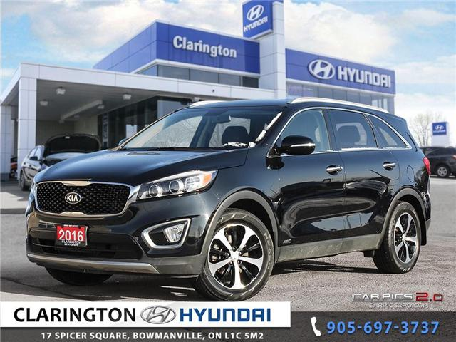 2016 Kia Sorento 2.0L EX (Stk: U799) in Clarington - Image 1 of 27