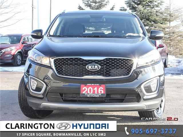 2016 Kia Sorento 2.0L EX (Stk: U799) in Clarington - Image 2 of 27