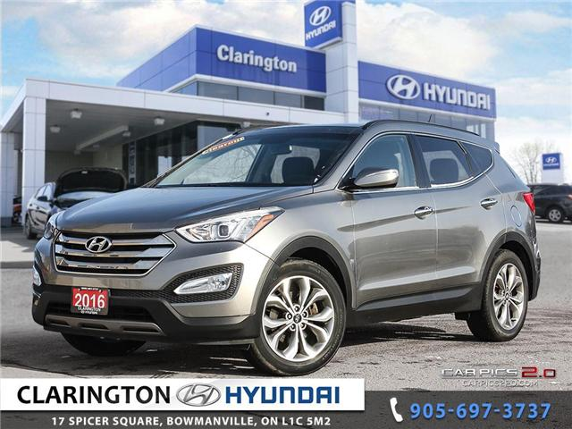 2016 Hyundai Santa Fe Sport 2.0T Limited (Stk: 18848A) in Clarington - Image 1 of 27