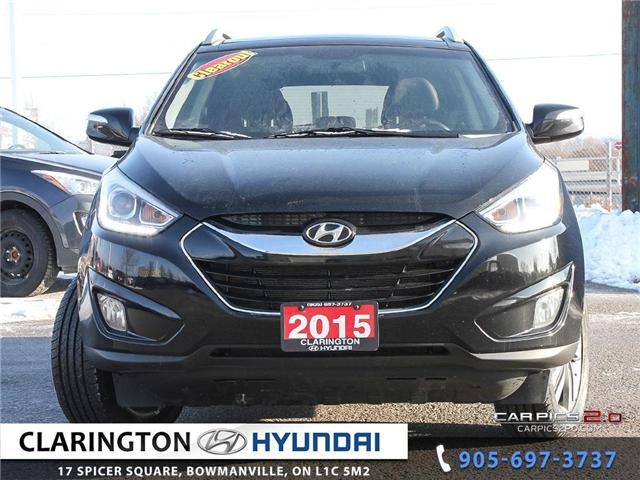 2015 Hyundai Tucson Limited (Stk: 18849A) in Clarington - Image 2 of 26
