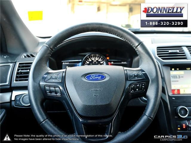 2018 Ford Explorer XLT (Stk: PLDUR5979) in Ottawa - Image 14 of 28