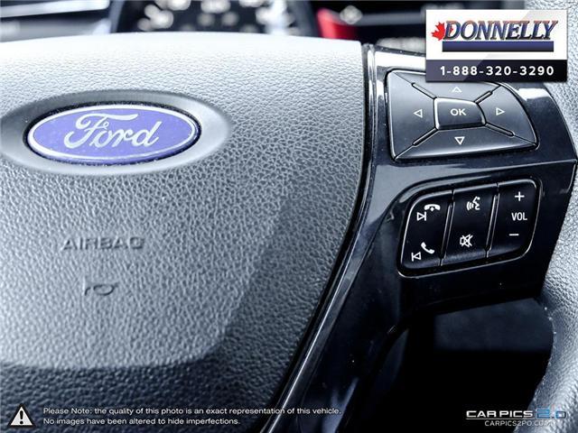 2018 Ford Explorer XLT (Stk: PLDUR5979) in Ottawa - Image 19 of 28