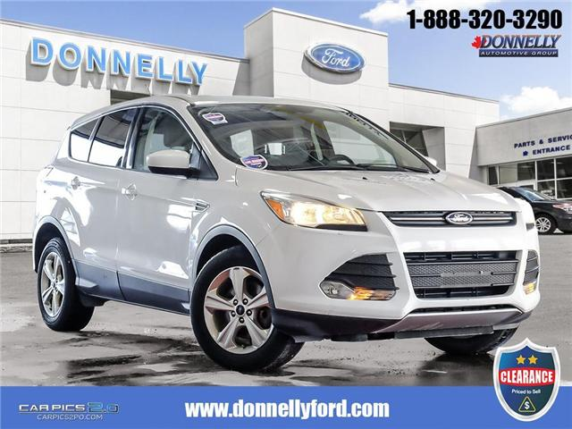 2014 Ford Escape SE (Stk: CLDR2162A) in Ottawa - Image 1 of 28