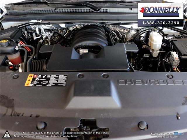 2018 Chevrolet Suburban Premier (Stk: PLDUR5980) in Ottawa - Image 8 of 28