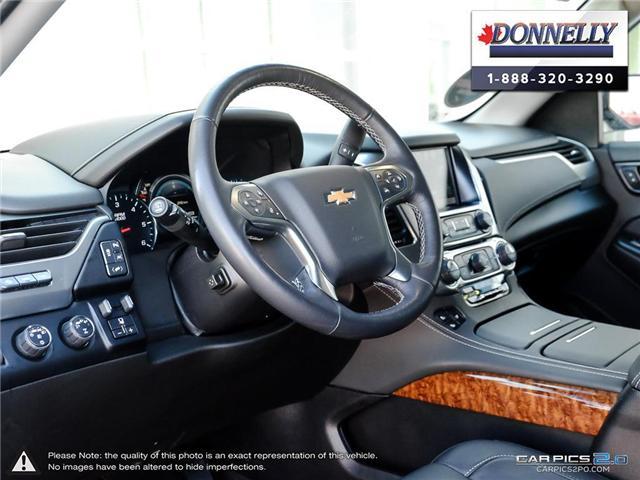 2018 Chevrolet Suburban Premier (Stk: PLDUR5980) in Ottawa - Image 13 of 28