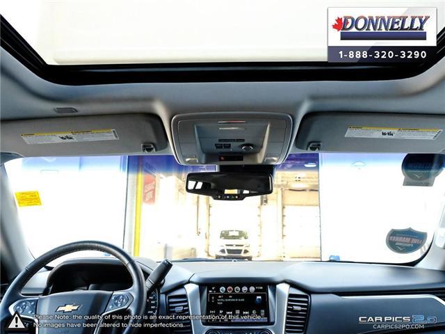 2018 Chevrolet Suburban Premier (Stk: PLDUR5980) in Ottawa - Image 27 of 28