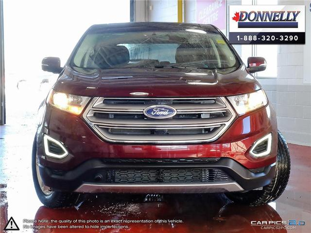 2017 Ford Edge SEL (Stk: PLDUR5972) in Ottawa - Image 2 of 28