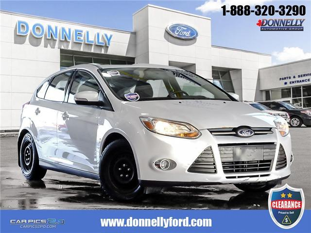 2013 Ford Focus SE (Stk: CLDR1092A) in Ottawa - Image 1 of 28