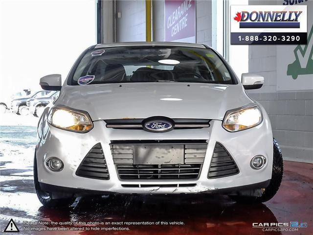 2013 Ford Focus SE (Stk: CLDR1092A) in Ottawa - Image 2 of 28