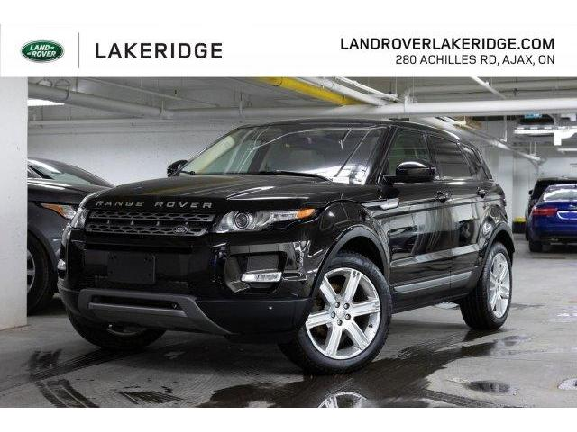 2015 Land Rover Range Rover Evoque Pure Plus (Stk: P0103) in Ajax - Image 1 of 24