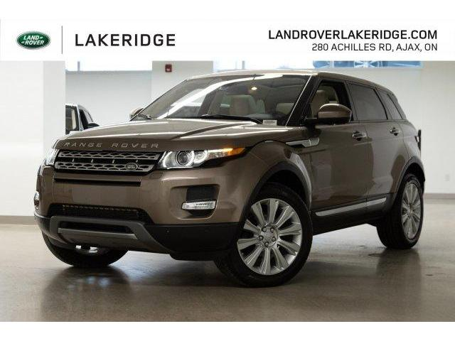 2015 Land Rover Range Rover Evoque Prestige (Stk: P0104) in Ajax - Image 1 of 23