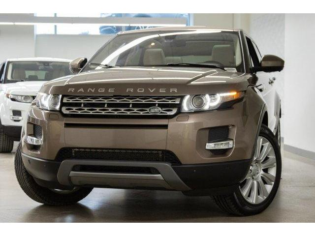 2015 Land Rover Range Rover Evoque Prestige (Stk: P0104) in Ajax - Image 2 of 23