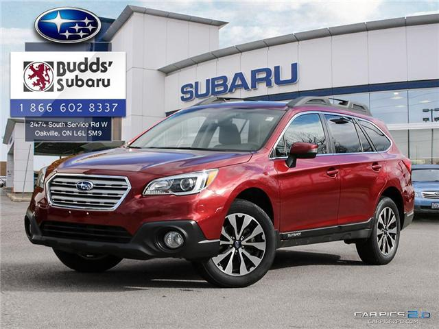 2017 Subaru Outback 3.6R Limited (Stk: PS2035) in Oakville - Image 1 of 27