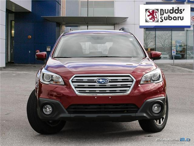 2017 Subaru Outback 3.6R Limited (Stk: PS2035) in Oakville - Image 2 of 27