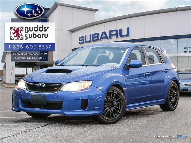 2014 Subaru WRX STI  (Stk: F19040A) in Oakville - Image 1 of 27
