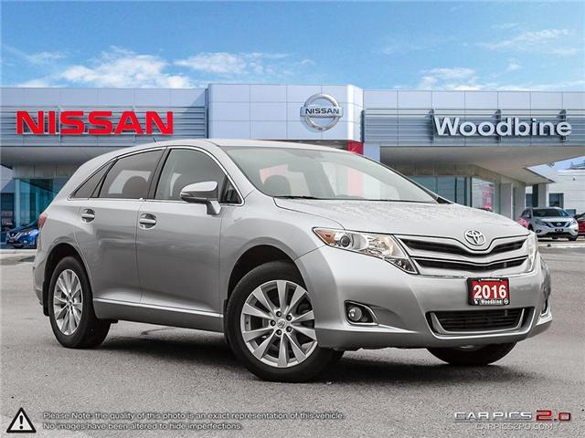 2016 Toyota Venza Base (Stk: P7157) in Etobicoke - Image 1 of 27