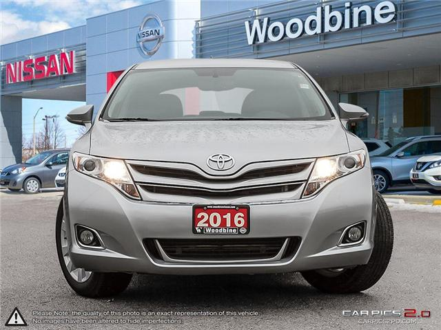 2016 Toyota Venza Base (Stk: P7157) in Etobicoke - Image 2 of 27