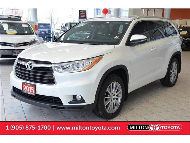 2015 Toyota Highlander  (Stk: 206117) in Milton - Image 1 of 43