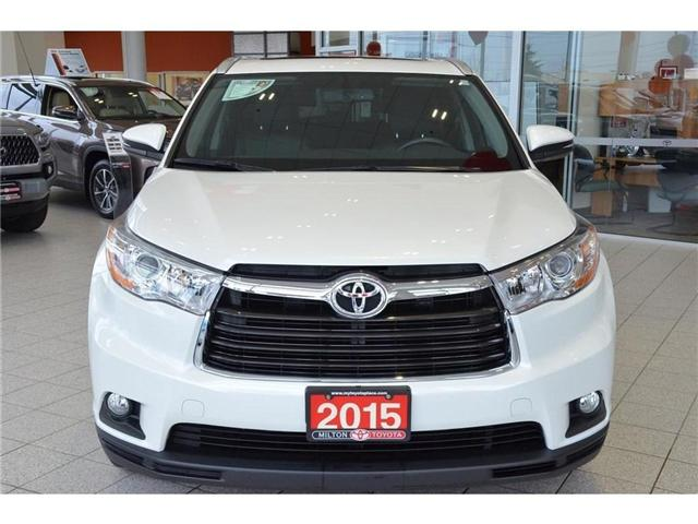 2015 Toyota Highlander  (Stk: 206117) in Milton - Image 2 of 43