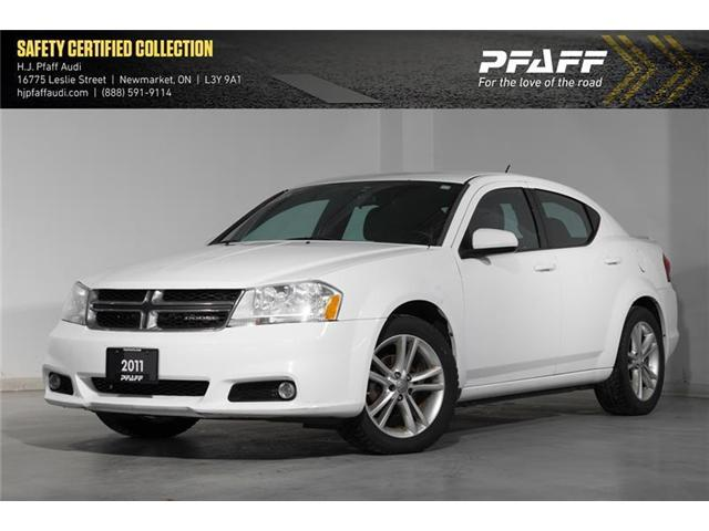 2011 Dodge Avenger SXT (Stk: A11736AAA) in Newmarket - Image 1 of 16