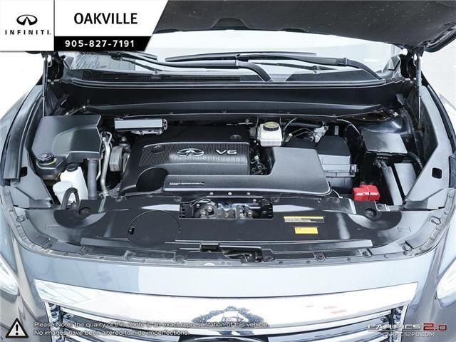 2014 Infiniti QX60 Base (Stk: Q18236A) in Oakville - Image 8 of 26