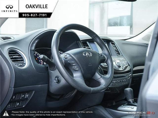 2014 Infiniti QX60 Base (Stk: Q18236A) in Oakville - Image 14 of 26
