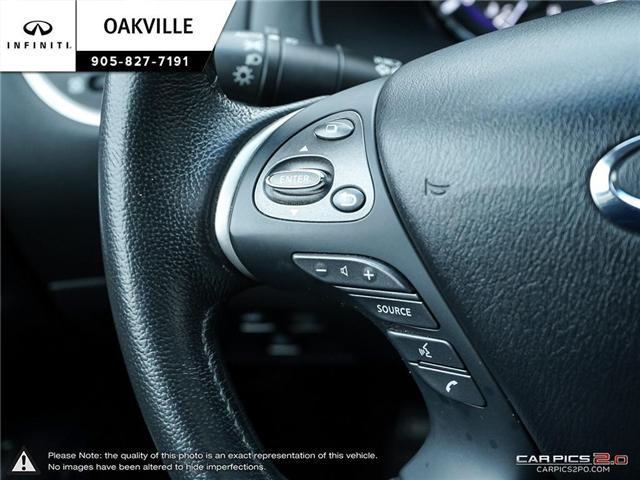 2014 Infiniti QX60 Base (Stk: Q18236A) in Oakville - Image 18 of 26