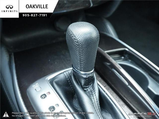 2014 Infiniti QX60 Base (Stk: Q18236A) in Oakville - Image 19 of 26