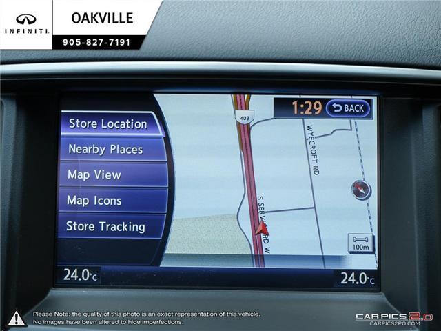 2014 Infiniti QX60 Base (Stk: Q18236A) in Oakville - Image 21 of 26