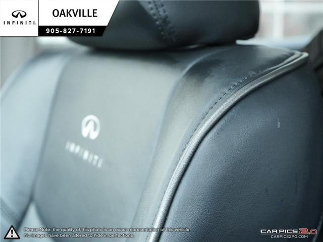 2014 Infiniti QX60 Base (Stk: Q18236A) in Oakville - Image 23 of 26