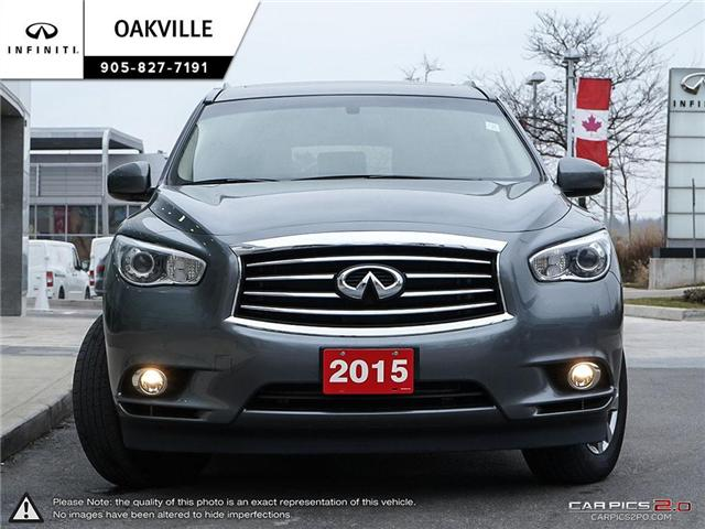 2015 Infiniti QX60 Base (Stk: Q18213A) in Oakville - Image 2 of 27